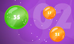 Onlinespiel : Friday-Flash-Game: Big Bubble Pro